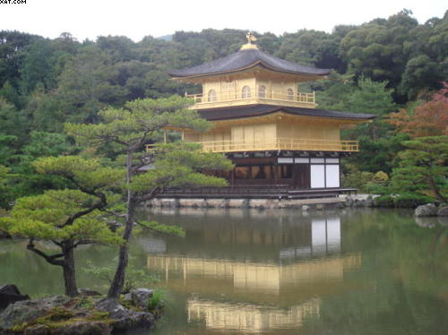 Golden Temple Kyoto