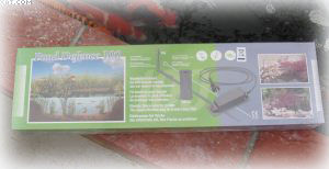 Pondguard electric fence