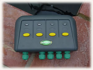 Powersafe switch box